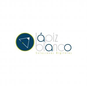 LOGO LAPIZ BLANCO